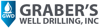 graber's well drilling logo